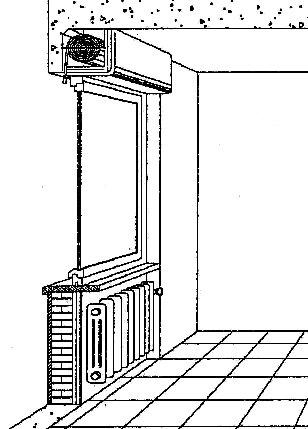 Accorgimenti - Particolare costruttivo finestra ...